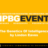 The Genetics Of Intelligence - Part 1