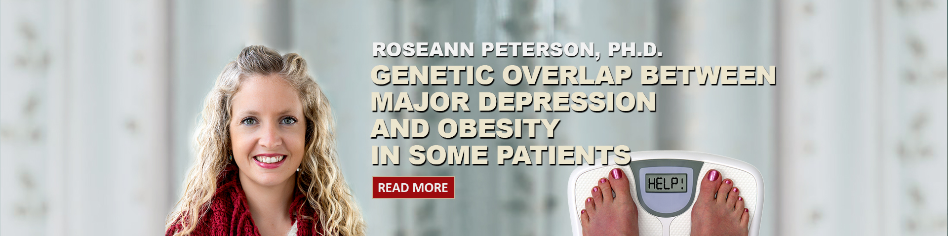 Genetic Overlap Between Major Depression and Obesity In Some Patients