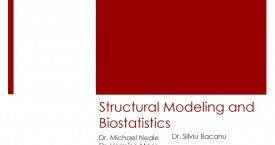 Structural Modeling and Biostatistics