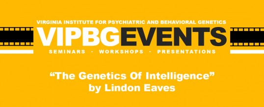The Genetics Of Intelligence – Part 1