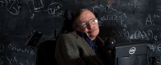 Stephen Hawking, who shined a light on black holes, dies at age 76